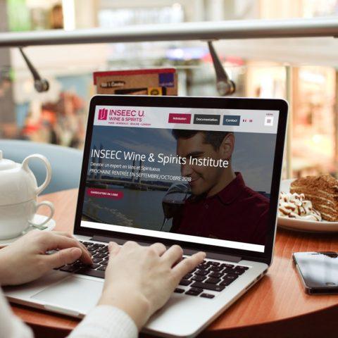 Site WordPress : Wine Institute